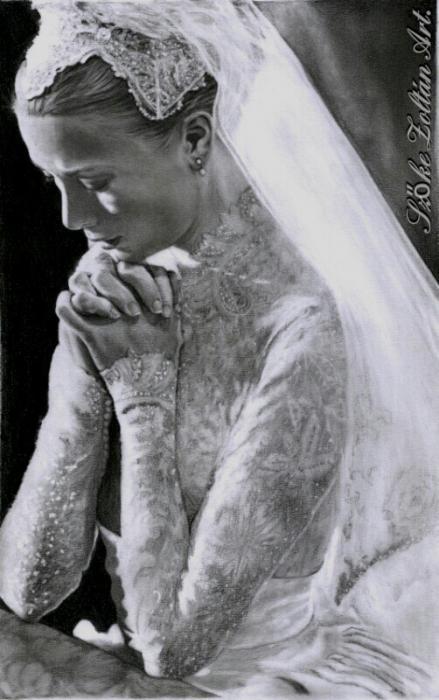 Grace Kelly por Zoli82